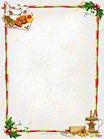 Menu Di Natale Da Stampare E Compilare.Biglietti Auguri Natale Free
